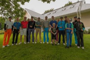 Ryder Cup 2015 voittajat